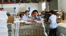 China Factory Audit Furniture Worker